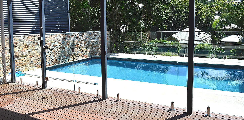 Raphs Glass Pool Fencing Brisbane Frameless Glass Pool Fencing