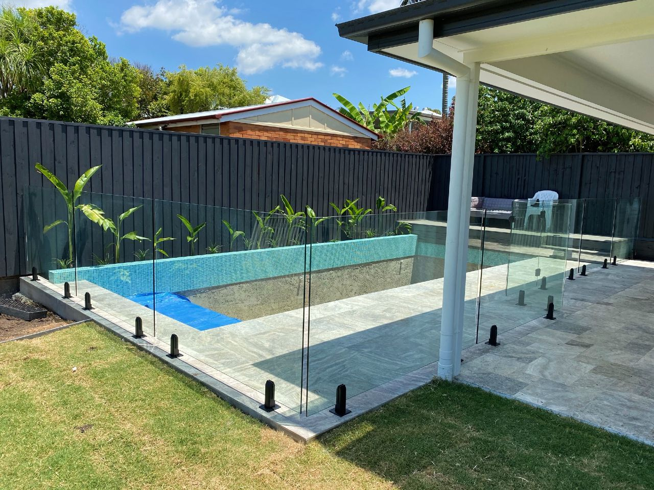Raphs Glass Pool Fencing Brisbane Project Gallery