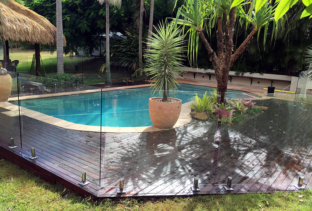 Raphs Glass Pool Fencing Brisbane Brisbane Bayside Glass Pool Fencing Redland Bay